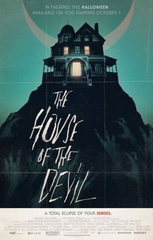 House of The Devil by BrittneySanchez