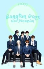 BANGTAN GAYS - New Dimension! by x26899