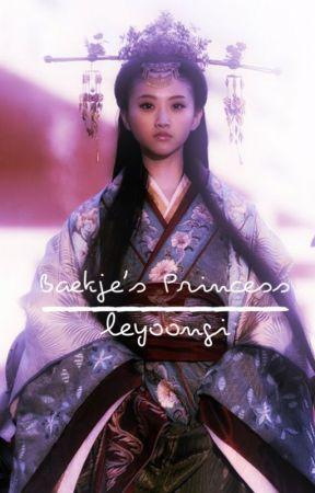 Baekje's Princess - A Hwarang story by leyoongi