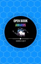 Open Book Awards [MARCH 2017 OPEN] by shoutout4writers