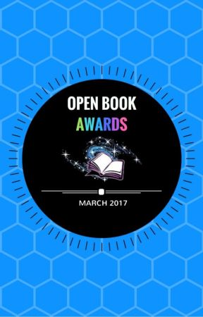 Open Book Awards [MARCH 2017 CLOSED] by shoutout4writers