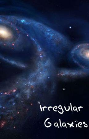 Irregular Galaxies by Henrika_What_A_Freak
