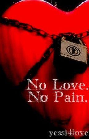 No Love No Pain Wattpad