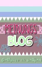 Meinungsblog  by allymee