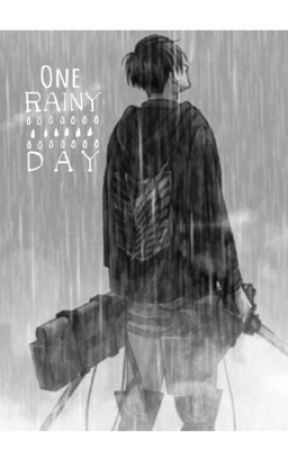 one rainy day || Levi x reader by Taehie