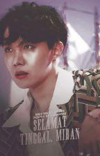 [C] Selamat Tinggal, Miran. » Jung Hoseok « by jdopes