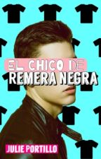El Chico De Remera Negra. by wolfiejulie