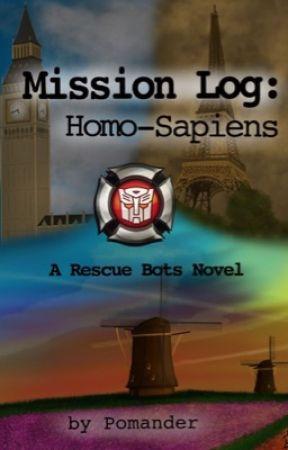 Mission Log: Homo-Sapiens by Pomander