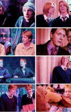 Weasley One-Shots by ARainStormsLullaby