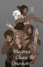 Magnus Chase Oneshots! by Raythewriterforever