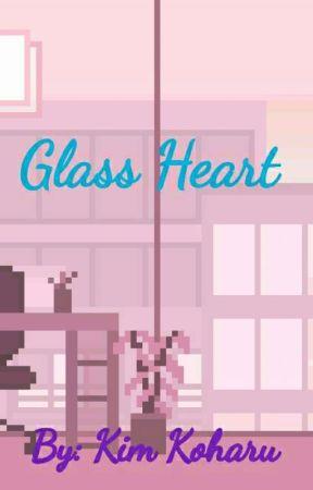 """ Glass Heart "" ( Kobayashi Yoshio x Oc) Trickster by Edogawa Ranpo by rockygirlly"