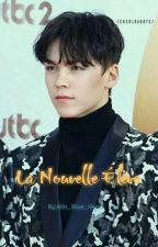 La Nouvelle Élève | SEVENTEEN | Choi Hansol Vernon  by Min_Blue_Heart