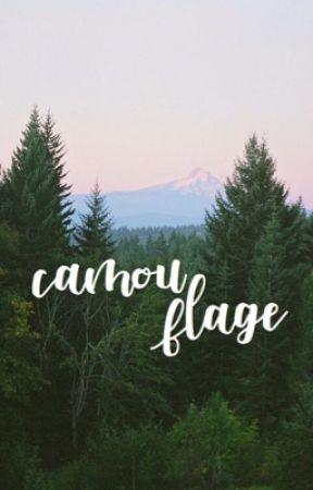 camouflage :: j2 au by noctivagant