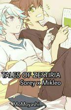 Sorey x Mikleo [Tales Of Zestiria] by MoMoyashi_