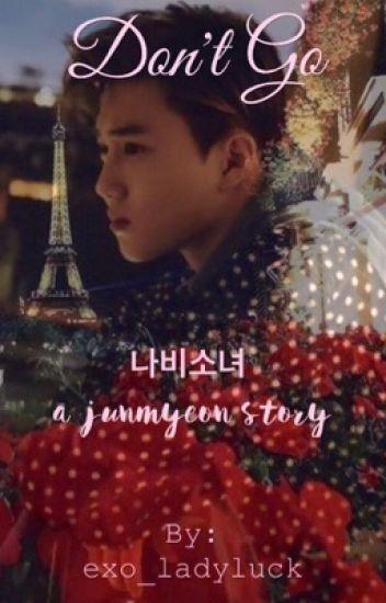 don't go | kim junmyeon