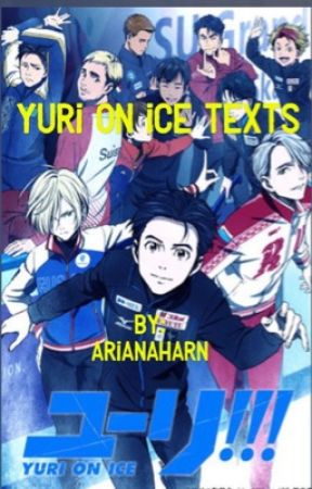 Yuri On Ice Texts/Crack by arianaharn