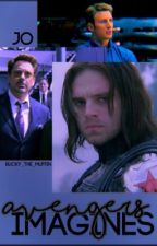 Avengers Imagines by bucky_the_muffin