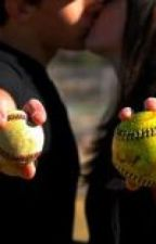 The Pitcher and the Catcher by softballxox11