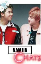 NamJin Chats by PinkieCoronaPinkie