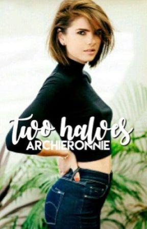 TWO HALVES • RYAN REYNOLDS  by archieronnie