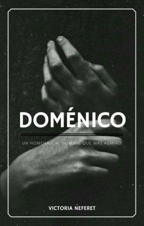 DOMÉNICO by VNeferet