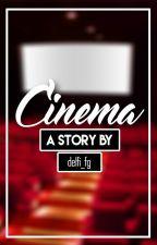 Cinema «Amber & Taehyun» by delfi_fg