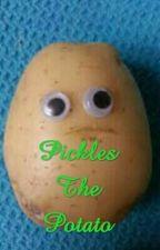 Pickles The Potato by xxRawrTiggerxx
