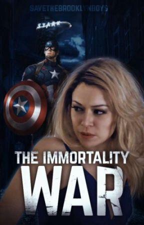 The Immorality War || The Avengers by SaveTheBrooklynBoys