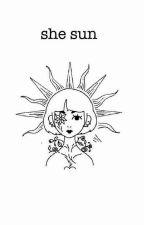 она - солнце by moonmoren