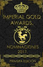 ©IMPERIAL GOLD AWARDS 2017. by hugoDcruz