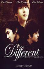 Different by Terunobozu