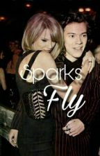 Sparks Fly by CaramelSwifties