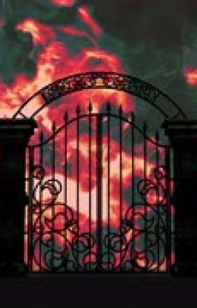Gate of Gehenna by lyssadyosaxxx