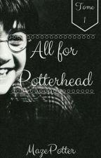 All for Potterhead by magicmonde