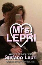 Mrs.Lepri:Stefano Lepri by annavanini