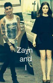 Zayn and I by isa2bella101