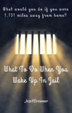 What To Do When You Wake Up In Jail by JessADreamer