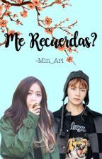 Me recuerdas?   (II temporada) by Ariana_Min
