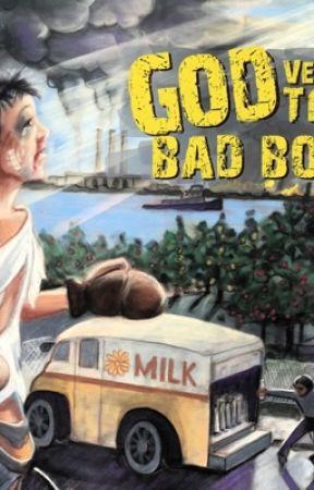 God Verses the Bad Boy by murrayhl
