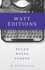 Watt éditions by watteditions