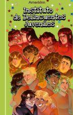 Instituto de Delincuentes Juveniles by RLk_Amer