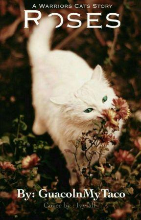 R o s e s -||A short Warrior Cats story||- ~// Book 1/3 \\~ by GuacoInMyTaco