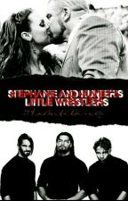 Stephanie and Hunter's Little Wrestlers by TheAntiDiva18