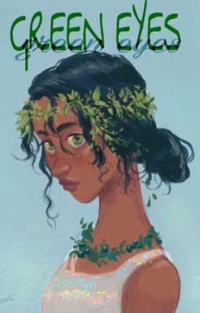 Green Eyes {Golden Trio Era} by Lost_Ink_Monster