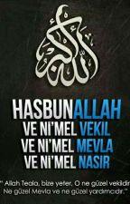 Allah De ! by SiyahMeelekk