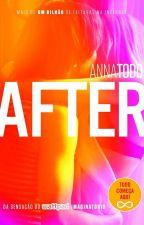 After - Anna Todd (livro um) by Fadelivros