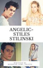 Angelic~ Stiles Stilinski (2) by RedHead_Girl_InLove