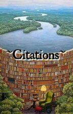 ~Citations~ by Psycho_trans