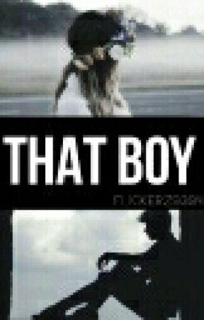 That Boy by Flickerz9394