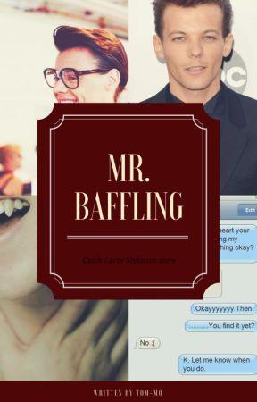 Mr. Baffling [CZ Larry Stylinson] by tom-mo